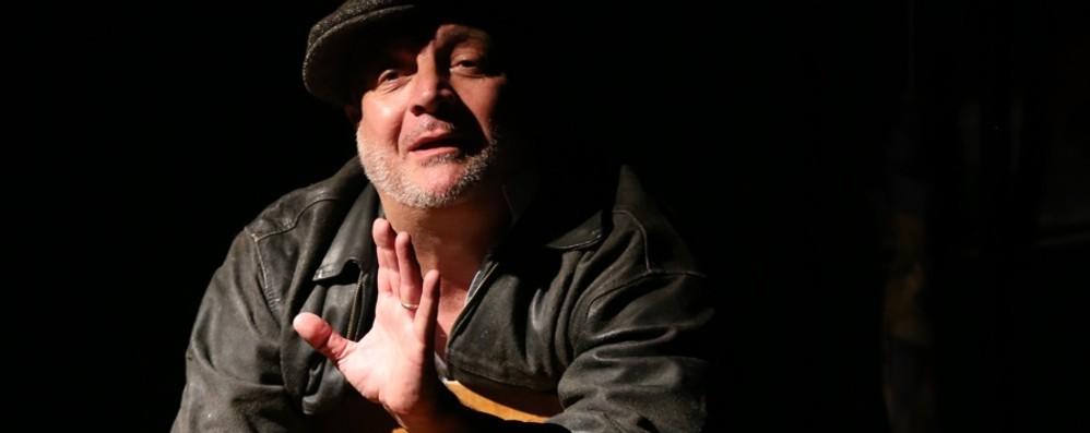 Carlo Pastori in «Che allegria c'è?» L'Innominato al Santuario di Treviglio