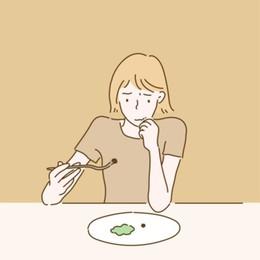 Fame d'amore, i problemi con il cibo che nascono in famiglia