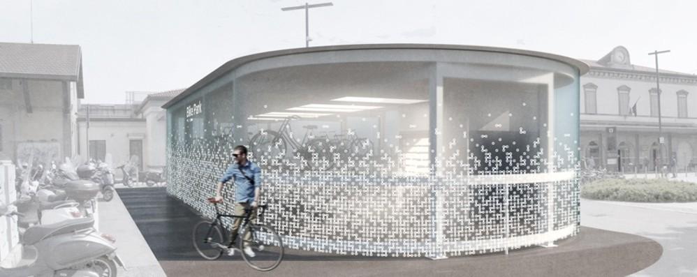 In arrivo il deposito per 130 bici  Stazione, entro marzo al via ai lavori