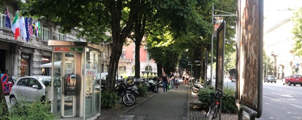 Lavori in viale Papa Giovanni XXIII Bergamo, da lunedì cantiere in 3 fasi