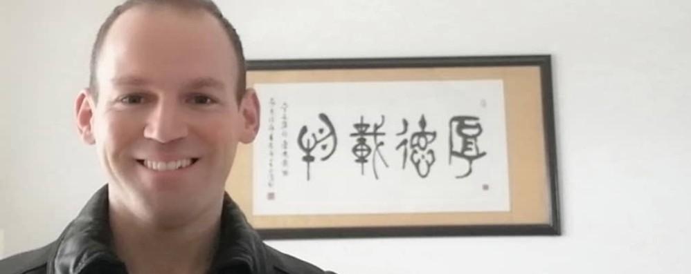 Marco, da Grassobbio in Cina: «Il virus mi costringe in casa, ma nessun allarmismo»