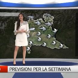 Meteo - Le previsioni per la settimana