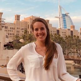 Da Bergamo vola all'Expo di Dubai «Vi racconto il mio tirocinio con UniBg»