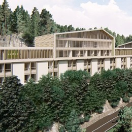 Amatrice, l'ospedale del post terremoto sarà targato Bergamo: ingegneri in campo