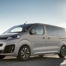 Citroën SpaceTourer punta sul confort
