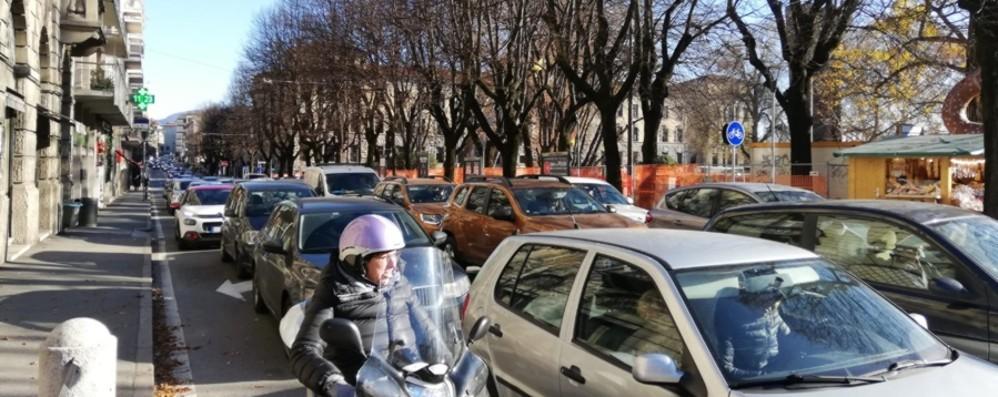 Ecco come evitare code e traffico  Incidente sulla Villa d'Almè-Dalmine