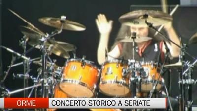 Le Orme tornano della bergamasca per uno storico concerto. Intervista esclusiva con Michi Dei Rossi