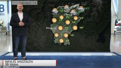 Meteo, le previsioni per venerdì 14 febbraio