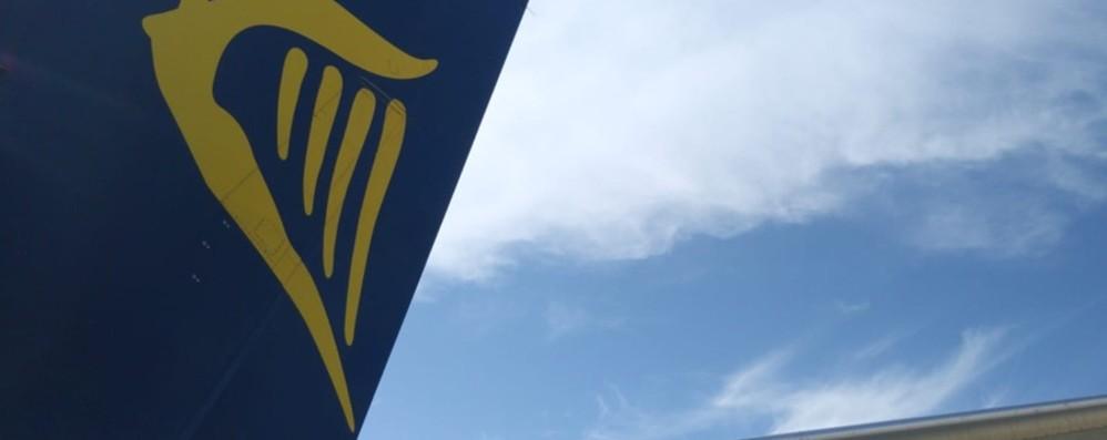 Ryanair, nuovo volo Orio-Cagliari «Ma nessun interesse per Air Italy»