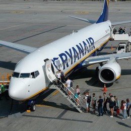 Salvataggio AirItaly Scende in campo Ryanair