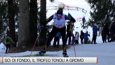 Sci di fondo, il trofeo Vittorino Tonoli a Gromo