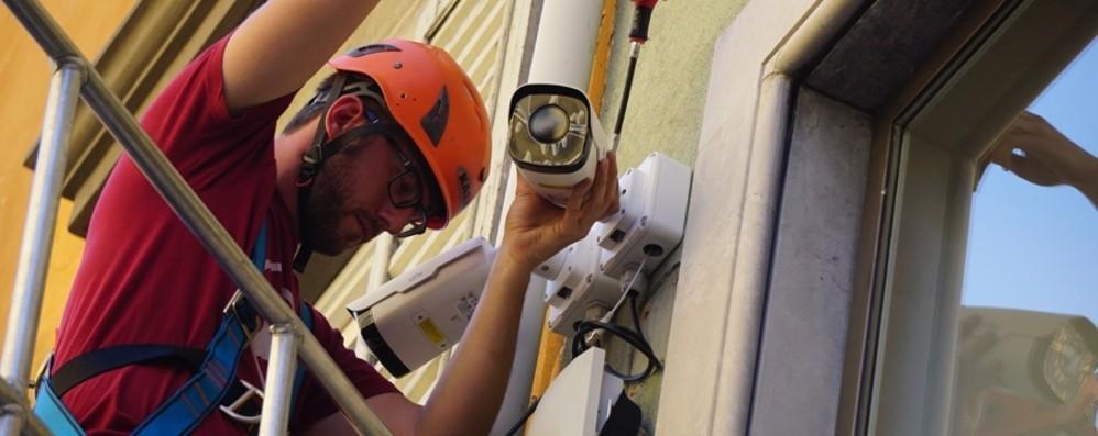 Sicurezza, i controlli elettronici In Bergamasca 1.800 telecamere fisse