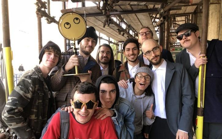 Torna Nuovi Suoni Live a Bergamo Nel 2015 vinsero i «Pinguini»