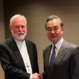 Vaticano-Cina Stagione nuova