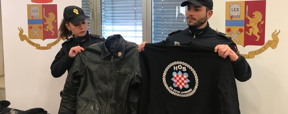 Volantini neonazisti sulle auto Bergamo, ragazzo di 22 anni in cella