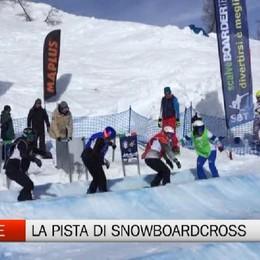 Colere, due giorni di snowboardcross sulla nuova pista