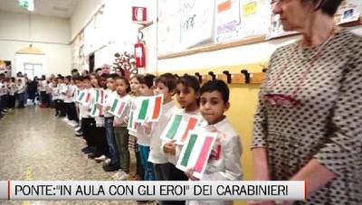 Ponte San Pietro: In aula con gli eroi dei Carabinieri