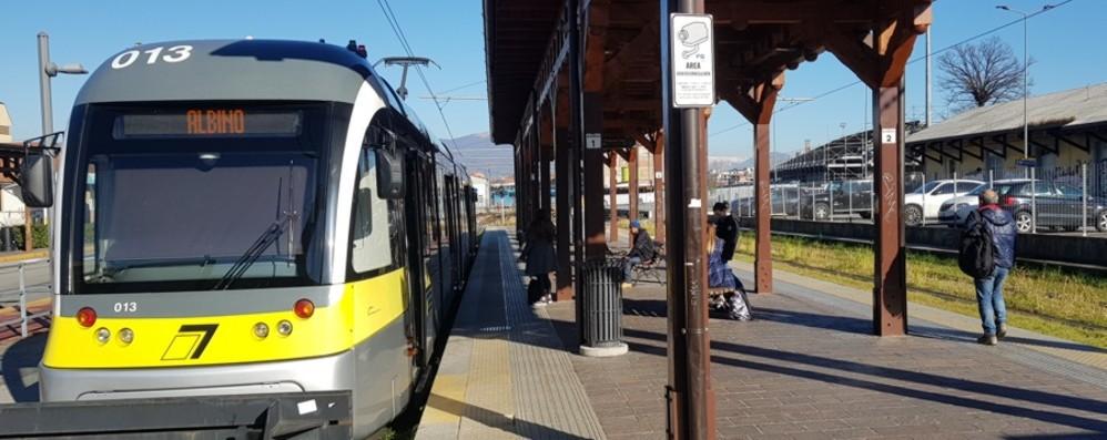Tram, si allargherà la stazione Teb Nuova banchina in arrivo  e più corse