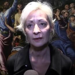 Alessandra Corti racconta che cos'è la sua «ginnastica artistica»