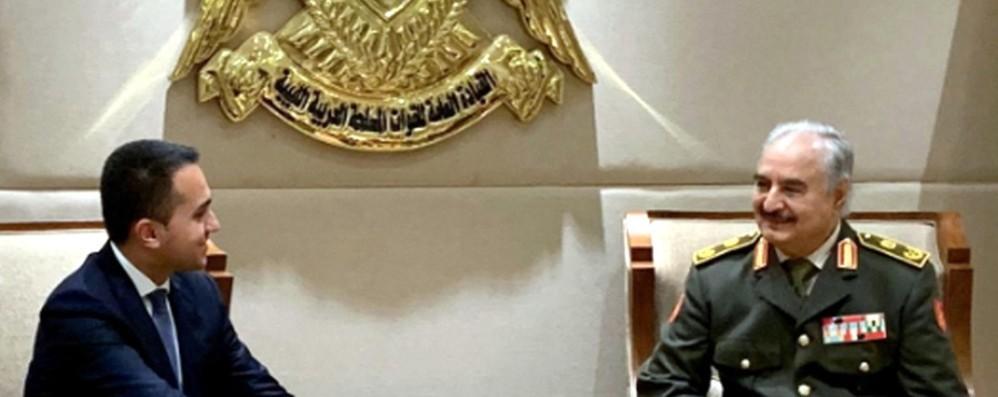 Allarme Libia Il ruolo europeo