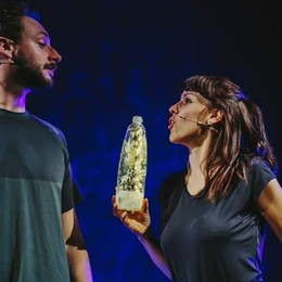 Bimbi, salvate il mondo dalla plastica!  Teatro Prova mette in scena «Pet»- Video