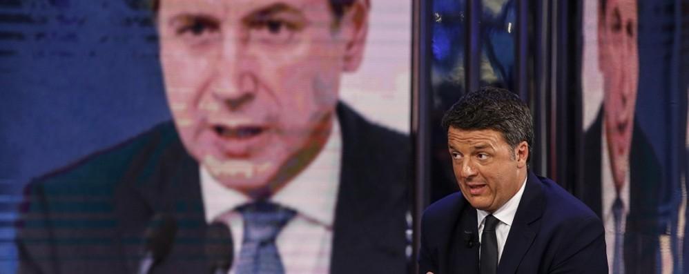 Governo, lo spettro di Draghi agita Renzi