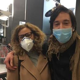 La vita in Cina con la paura del contagio Giacomo: «Ho scelto di tornare»