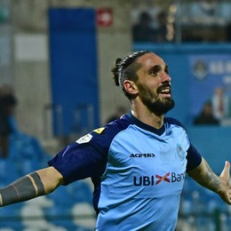 L'AlbinoLeffe piega il Novara: è sesto Top e flop del calcio provinciale
