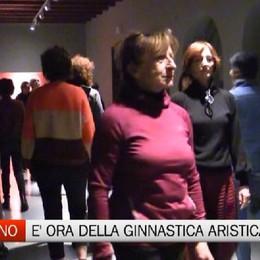 Scarpe e vestiti comodi alla Carrara Lezioni di ginnastica artistica per Peterzano