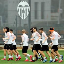 Due analisi per studiare il calcio «speculativo» del Valencia:  è l'opposto di quello di Gasp - 9 grafiche e 2 video