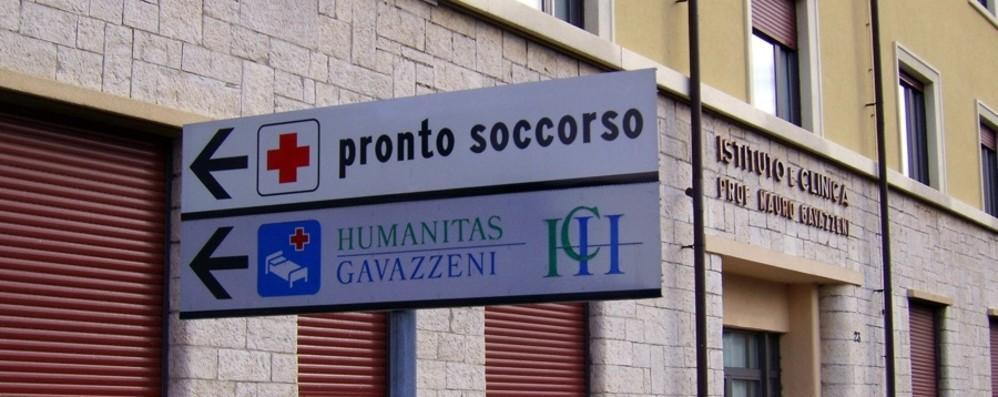 Minacce e insulti al pronto soccorso Alle Gavazzeni arrivano i carabinieri