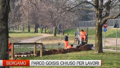 Sicurezza: chiuso il parco Goisis per il nuovo sistema di illuminazione