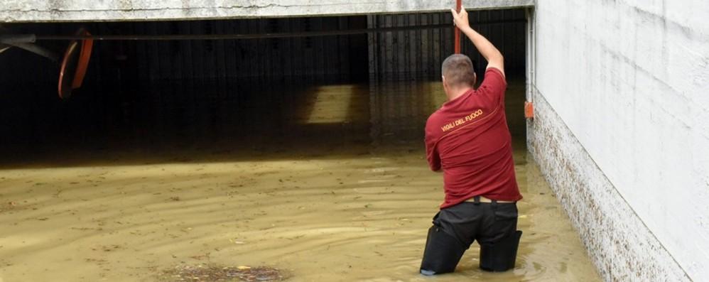 Alluvione a Longuelo, beffa risarcimenti Rimborsi solo per un cittadino su otto