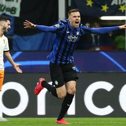 Atalanta-Valencia 4-1. Dopo la doppietta Hateboer, accorcia Cheryshev - Diretta