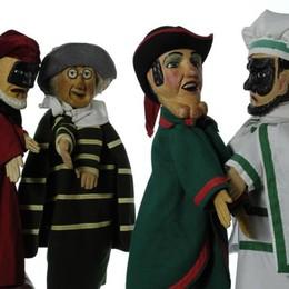 Gioppino & i suoi fratelli Visita al Museo del burattino
