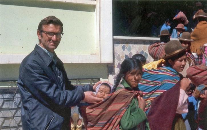Padre Pedro, una vita a fianco degli ultimi Il sacerdote verso gli altari: via alla causa