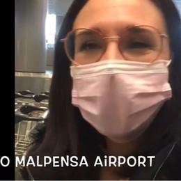 Bergamasca di ritorno dalla Cina Video reportage: «In Italia nessun controllo»