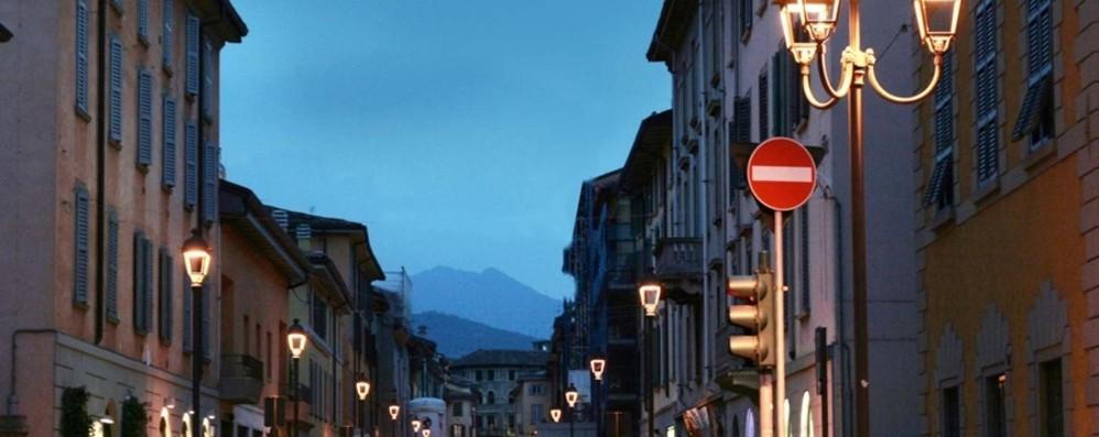 Bergamo, s'illuminano 20 punti della città Parchi e attraversamenti pedonali a nuovo