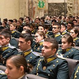 Concorso per la Guardia di Finanza 66 posti di allievi ufficiali all'Accademia