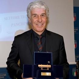 Gasperini e il record in più: primo atalantino sulla Panchina d'Oro. Storia del trofeo: ecco chi l'ha vinto