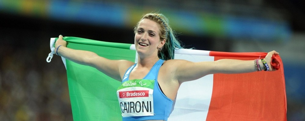 Martina Caironi,  squalifica ridotta Potrà partecipare alle Paralimpiadi