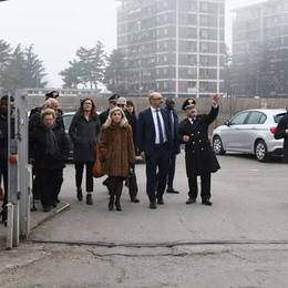 Meno reati e più poliziotti Mancano 130 carabinieri