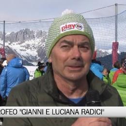 Sci, il trofeo Gianni e Luciana Radici al Monte Pora