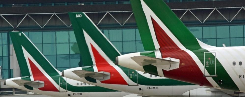 Trasporto aereo in sciopero Venerdì disagi con Alitalia e Air Italy