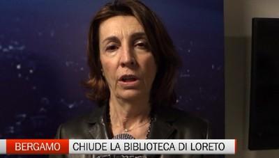 Chiude la biblioteca di Loreto: non è a norma.
