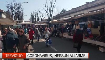 Coronavirus, nessun allarme a Treviglio