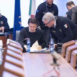 Coronavirus, si ferma anche l'Atalanta Stop a Inter-Samp e Verona-Cagliari