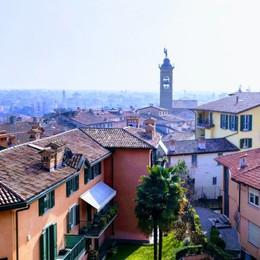 I tetti di Bergamo