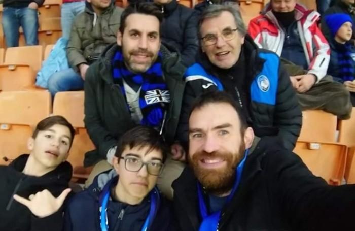 Famiglia Turani al completo