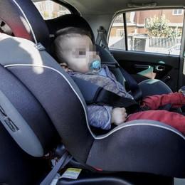 Seggiolini antiabbandono per bambini in auto, una storia tragicomica